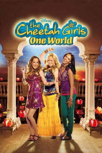 """The Cheetah Girls: One World"" de Disney"