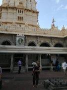 Le magnifique temple de Babulnath